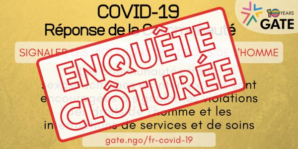 Réponse de la Communauté au COVID-19