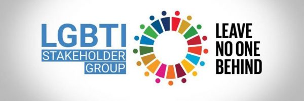 LGBTI Stakeholder Group for the High Level Political Forum