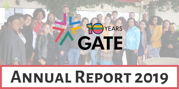 GATE's 2019 Annual Report