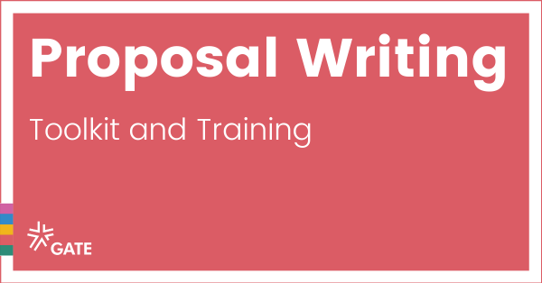 Grant Proposal Toolkit and Training