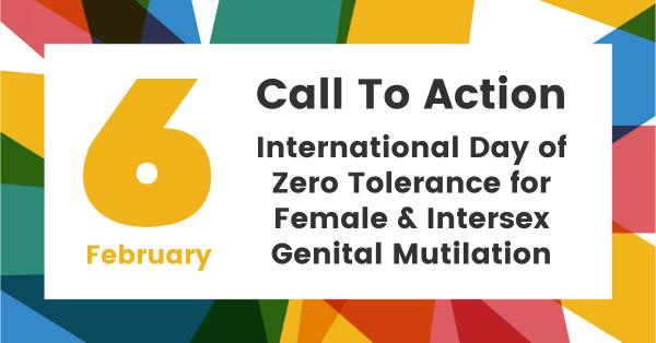 End Intersex Genital Mutilation