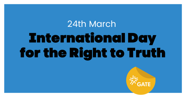 International Day for the Right to Truth 2021