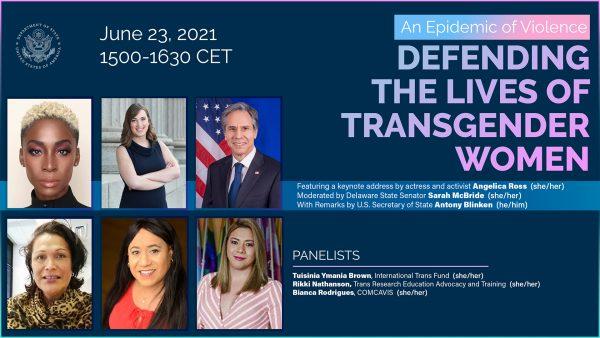 HRC 47 Side Event: Defending the Lives of Transgender Women
