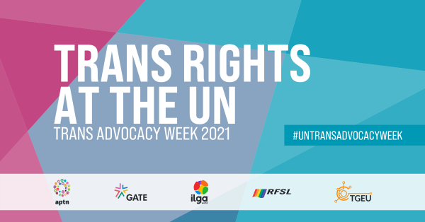 Trans rights at the UN: activists and States chart ways forward