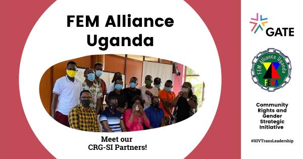 Meet FEM Alliance Uganda – CRG SI Partner