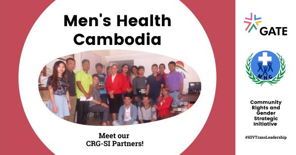Meet Men's Health Cambodia – CRG SI Partner