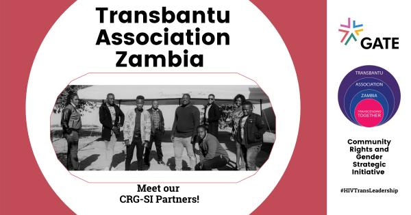 Meet Transbantu Association Zambia – CRG SI Partner