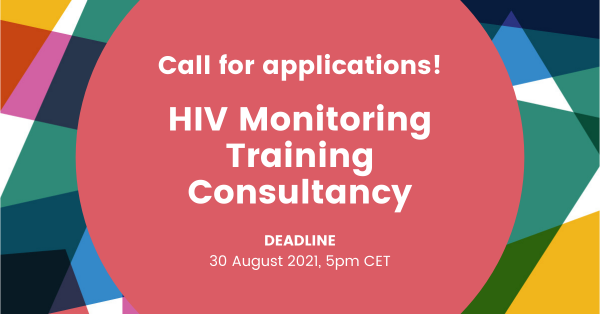 Call for Applications: HIV Monitoring Training Consultancy